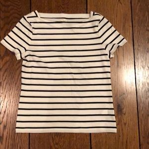 Kate Spade Striped Top